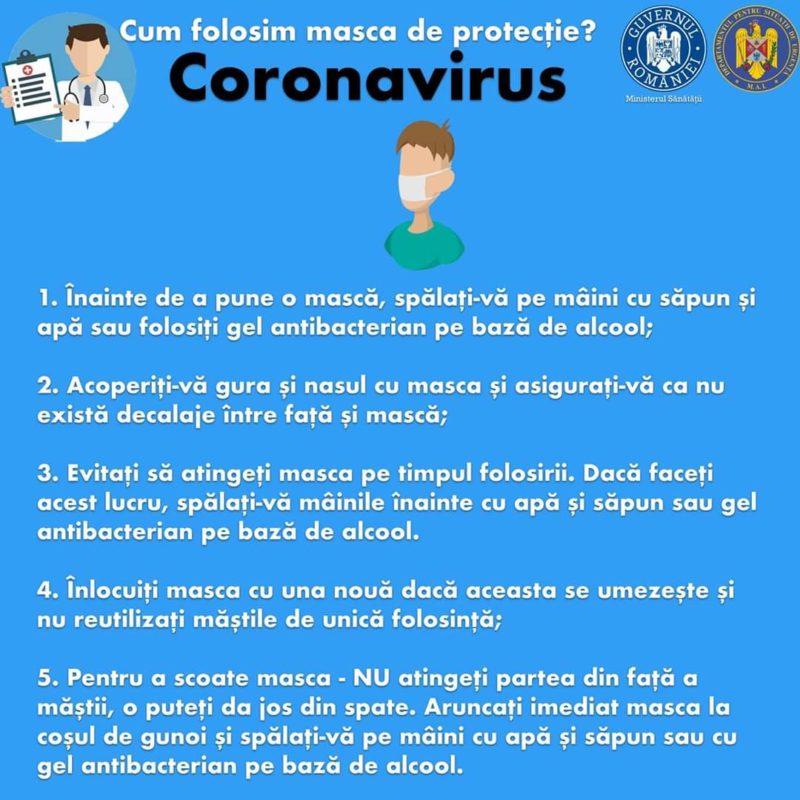 CMSBRASOV Corona Virus 6